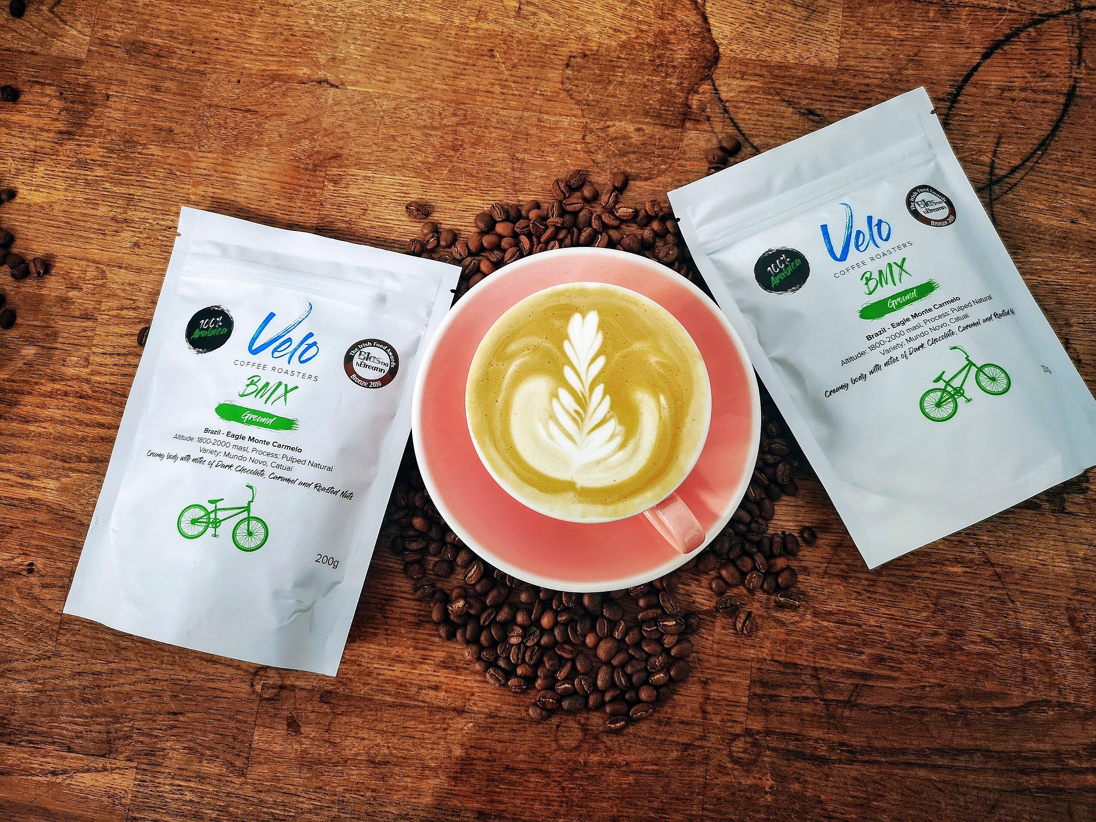 Velo BMX Coffee Beans