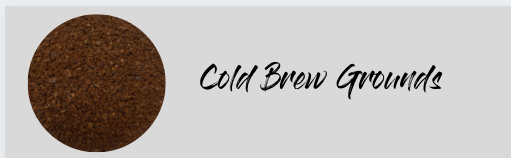 Cold Brew Grounds