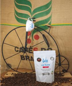 Velo Coffee Homepage