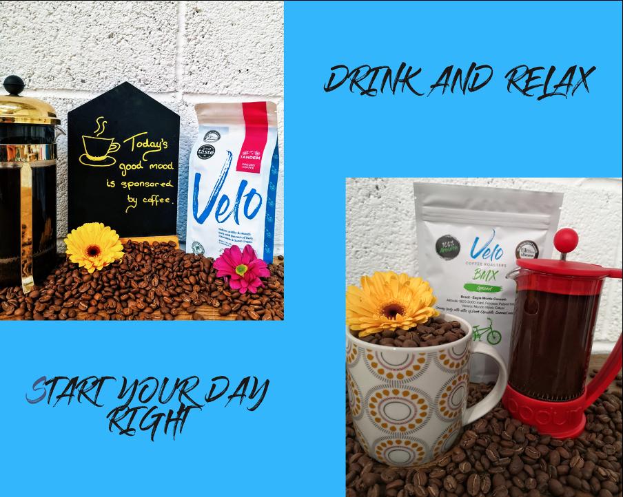 Velo Coffee Roaster